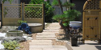 和風庭園 リフォーム